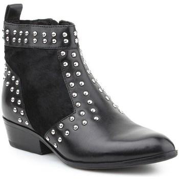 Chaussures Femme Bottines Geox D Kennity Noir