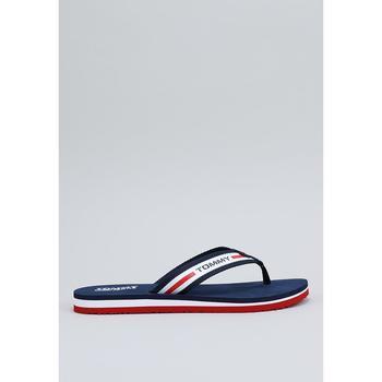 Chaussures Femme Tongs Tommy Hilfiger EN0EN00859 bleu