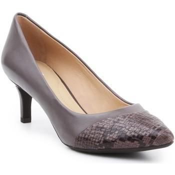 Chaussures Femme Escarpins Geox D Elina D D64P8D-0KF41-C6103 brązowy