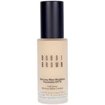 Beauté Femme Fonds de teint & Bases Bobbi Brown Skin Long-wear Weightless Foundation warm Ivory