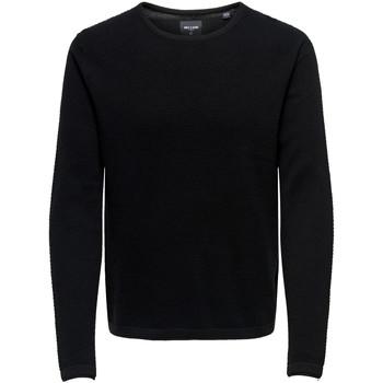 Vêtements Homme Pulls Only & Sons  22016980 Noir