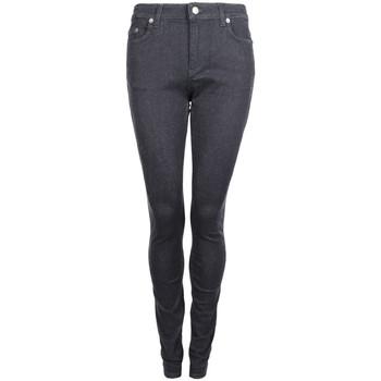Vêtements Femme Jeans slim Gant  Bleu
