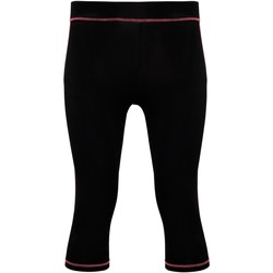 Vêtements Femme Leggings Tridri Tri Dri Noir/Rose