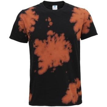 Vêtements T-shirts manches courtes Colortone TD09M Noir