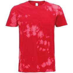 Vêtements T-shirts manches courtes Colortone TD09M Rouge