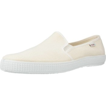 Chaussures Homme Slip ons Victoria 16718V Blanc