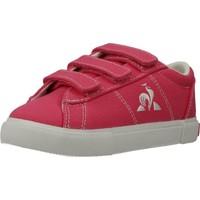 Chaussures Fille Baskets basses Le Coq Sportif VERDON PLUS INF Rose