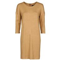 Vêtements Femme Robes courtes Vero Moda VMGLORY Camel