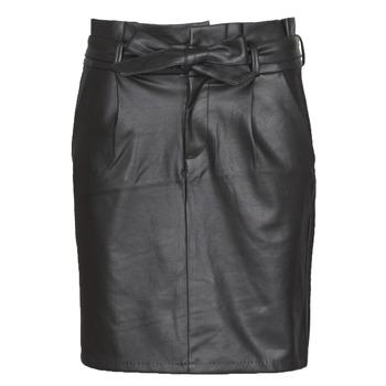 Vêtements Femme Jupes Vero Moda VMEVA Noir