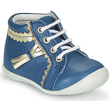Chaussures Fille Baskets montantes GBB ACINTA Bleu
