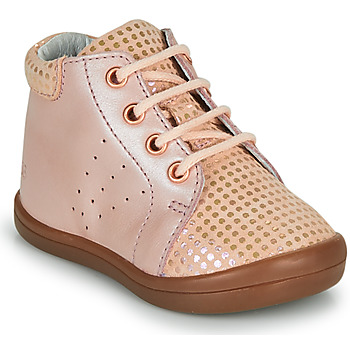 Chaussures Fille Baskets montantes GBB NAHIA Rose