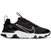 Chaussures Enfant Running / trail Nike REACT VISION (GS) / NOIR Noir