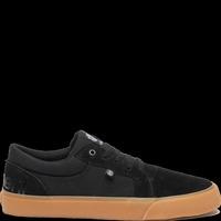 Chaussures Homme Chaussures de Skate Element WASSO black gum Noir