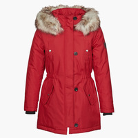Vêtements Femme Parkas Only ONLIRIS Rouge