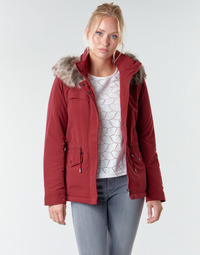 Vêtements Femme Parkas Only ONLSTARLINE Bordeaux