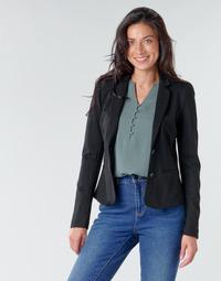Vêtements Femme Vestes / Blazers Only ONLPOPTRASH BLAZER Noir