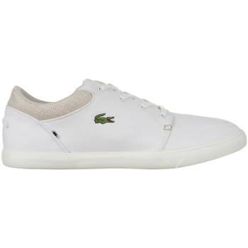 Chaussures Homme Baskets basses Lacoste Bayliss 218 2 Cam Blanc