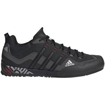 Chaussures Homme Running / trail adidas Originals Terrex Swift Solo Noir