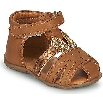 Chaussures Fille Sandales et Nu-pieds GBB FADIA Marron