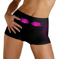 Sous-vêtements Femme Shorties & boxers So Slim Boxer sculptant noir Noir
