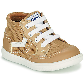 Chaussures Garçon Baskets montantes GBB VIGO Beige