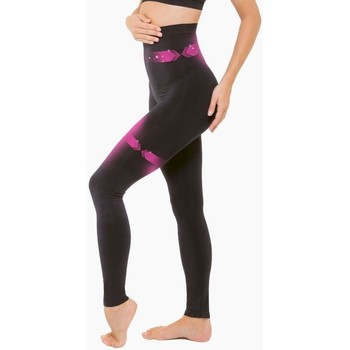 Vêtements Femme Leggings So Slim Full combi affinante taille haute noir Noir