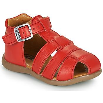 Chaussures Garçon Sandales et Nu-pieds GBB FARIGOU Rouge