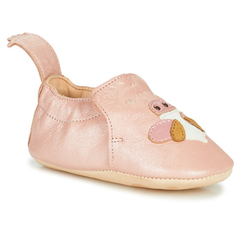 Chaussures Enfant Chaussons Easy Peasy BLUMOO ABEILLE Rose