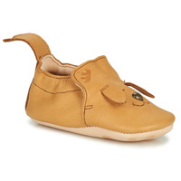 Chaussures Enfant Chaussons Easy Peasy BLUMOO CHIEN Cognac