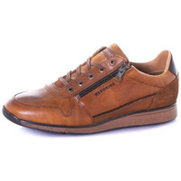 Chaussures Homme Baskets mode Chaussures Redskins CROUSTILL COGNAC CHATAIGNE Cognac