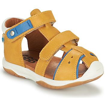 Chaussures Garçon Sandales et Nu-pieds GBB EUZAK Orange