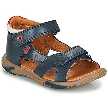 Chaussures Garçon Sandales et Nu-pieds GBB OBELO Bleu