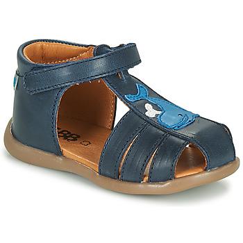 Chaussures Garçon Sandales et Nu-pieds GBB IROKO Bleu