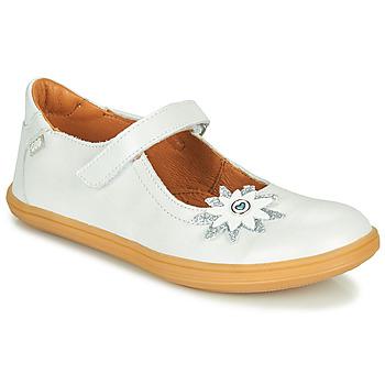 Chaussures Fille Ballerines / babies GBB FANETTA Blanc