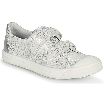Chaussures Fille Baskets basses GBB NOELLA Blanc