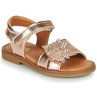 Chaussures Fille Sandales et Nu-pieds GBB UPPLA Rose gold