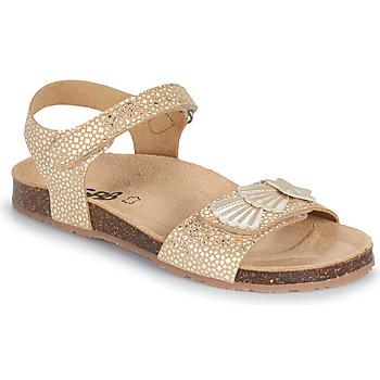 Chaussures Fille Sandales et Nu-pieds GBB FAZZI Doré
