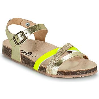 Chaussures Fille Printemps / Eté GBB LULUNE Doré