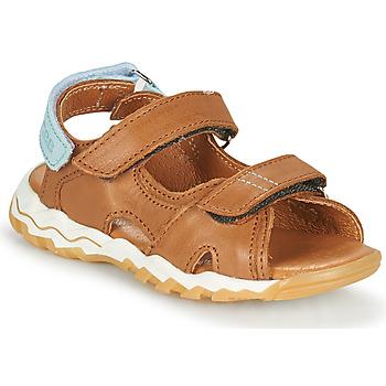 Chaussures Garçon Sandales et Nu-pieds GBB DIMOU Marron