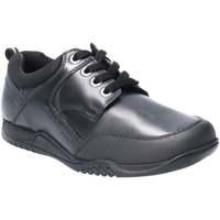 Chaussures Garçon Derbies Hush puppies  Noir