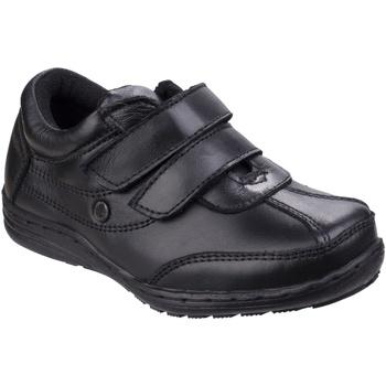 Chaussures Garçon Derbies Mirak  Noir