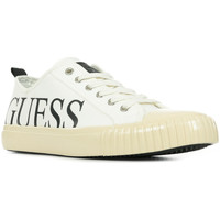 Chaussures Homme Baskets basses Guess New Winners beige