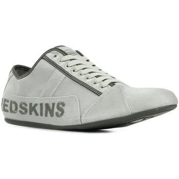 Chaussures Homme Baskets basses Redskins Tempo argent