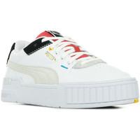 Chaussures Femme Baskets basses Puma Cali Sport Mix WH blanc