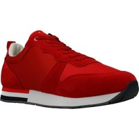 Chaussures Homme Baskets basses Supreme Grip 027001 Rouge