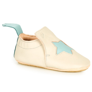 Chaussures Enfant Chaussons Easy Peasy BLUBLU ETOILE Beige