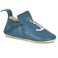 Chaussures Enfant Chaussons Easy Peasy BLUBLU ANCRE Bleu
