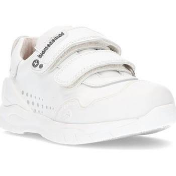 Chaussures Enfant Baskets basses Biomecanics ANDY chaussures BLANC