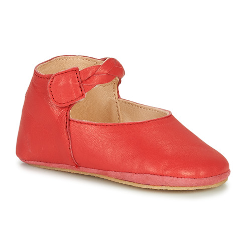 Chaussures Fille Chaussons Easy Peasy BLUBLU DANCE Rouge