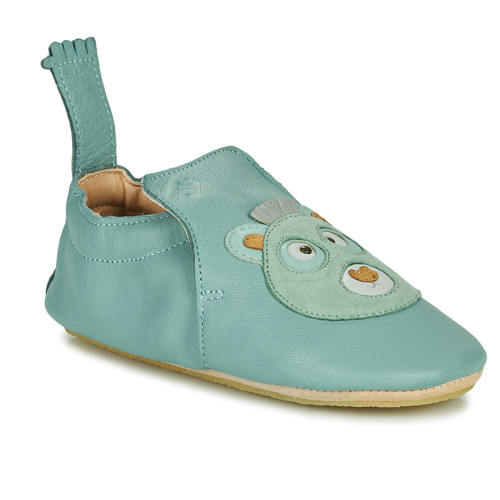 Chaussures Enfant Chaussons Easy Peasy BLUBLU OURS Bleu